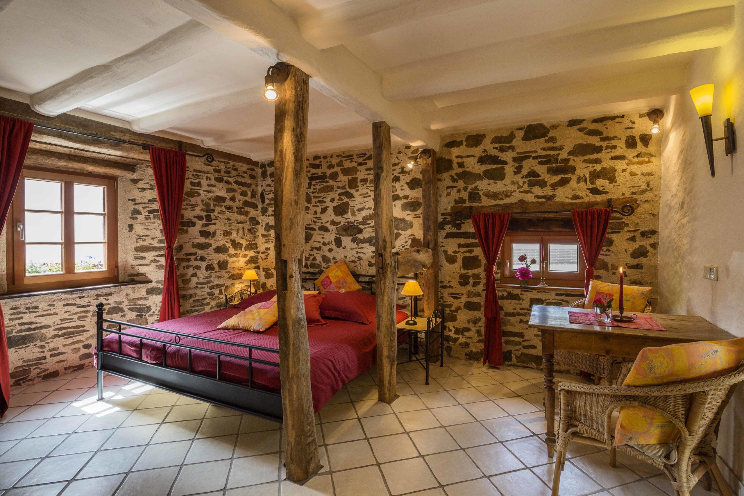 Gästehaus - Im Burggarten - Gästezimmer